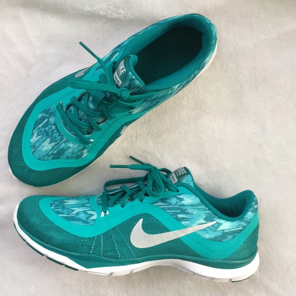 Nike Shoes New Turquoise Flex Trainer 6 Sneakers 75 Poshmark